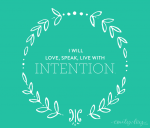 intention 4