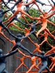 connection confection body sculpture