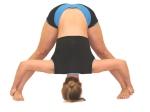 Standing-Separate-Leg-Stretching-Pose