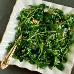 playing favorites arugula salad 1