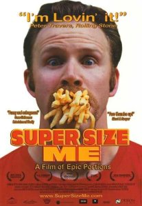 savoring nourishment super size me