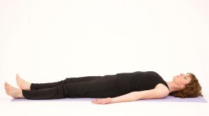 change savasana
