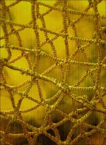 INOF gold net
