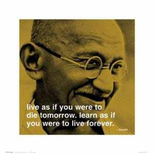 P12 Gandhi quote