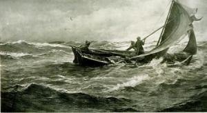 core support swamped boat