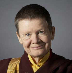 honest and gentle Pema-Chodron