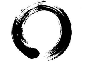 no words zen circle2
