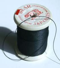 the thread black spool