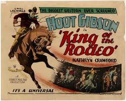 the thread old rodeo poster
