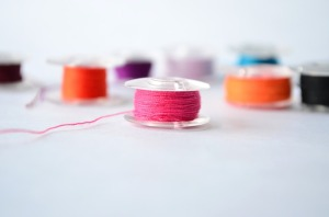 the thread pink