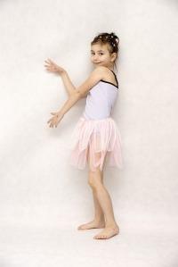generosity give child ballet