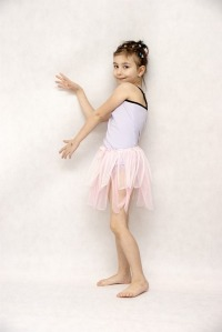 generosity give child ballet