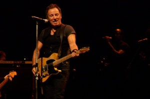 flip turns Springsteen