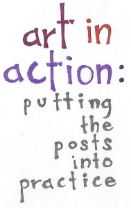 art in action logo