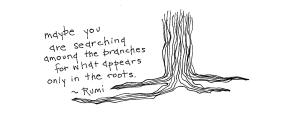 Roots and Rumi 090615