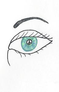 eyes peace 102915