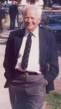 grampa at sj's graduation 1986