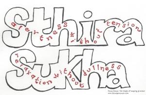 sthira sukha w definitions 0332816