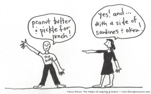 peanut butter & pickle 042316
