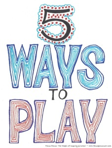 5 ways to play 051516
