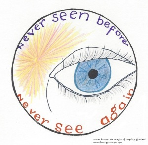 eye never before never again 070916